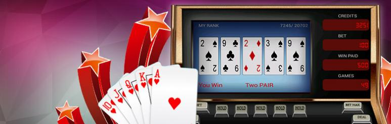 Free Video Poker Free Casino Games And Online Bonuses To Play With